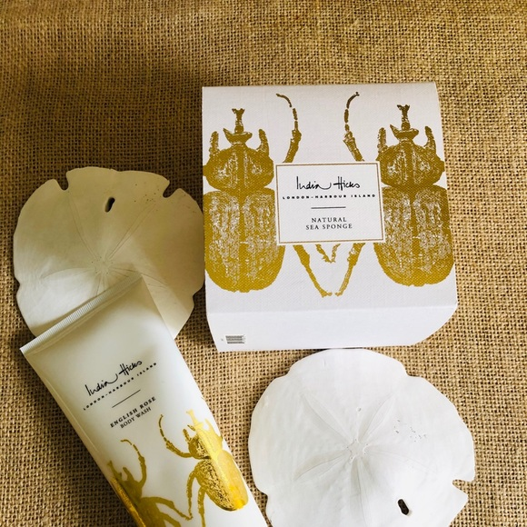 India Hicks Other - Bath Duo by India Hicks Beauty